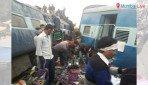 कानपूर एक्स्प्रेस अपघाताचं मुंबई कनेक्शन