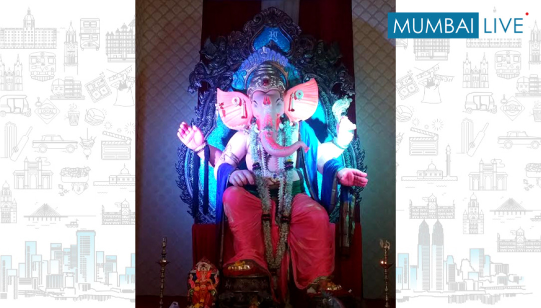 Masjid's eco-friendly Bappa