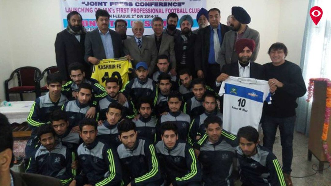 Kenkre FC held by Lonestar Kashmir FC