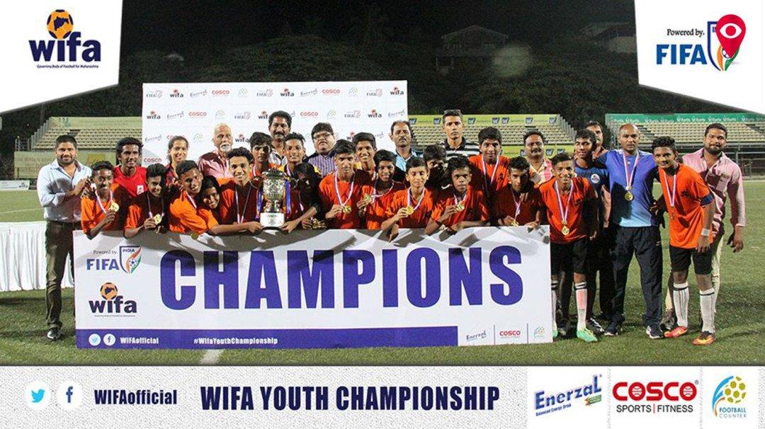Keshav Madhav Prathisthan win WIFA youth cup
