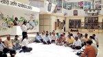 खादी औऱ ग्रामोद्योग आयोग की डायरी से गांधी गायब