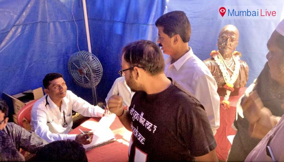 Shiv Sena organises medical camp