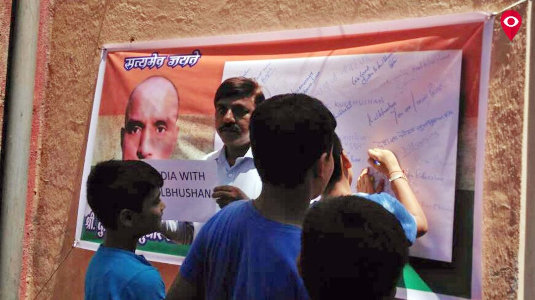 Pals and family of Jadhav in Mumbai rejoice ICJ's verdict