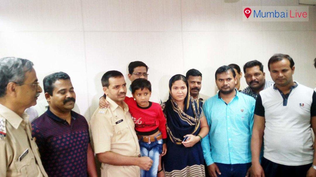 अपहरण मुंबईत, शोध लागला वाराणसीत