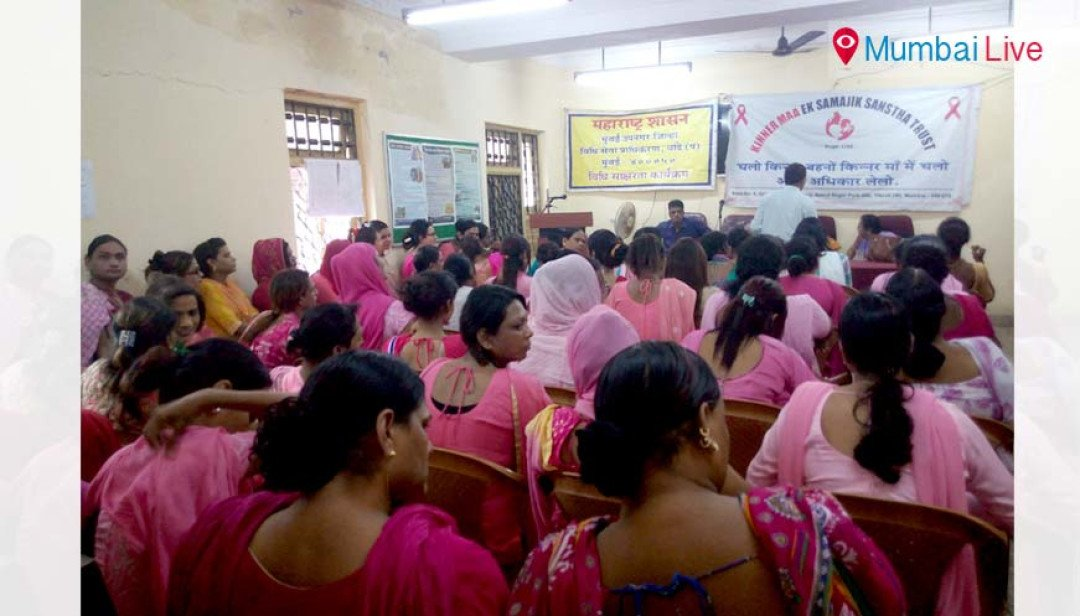 Eunuchs demanding for ashram