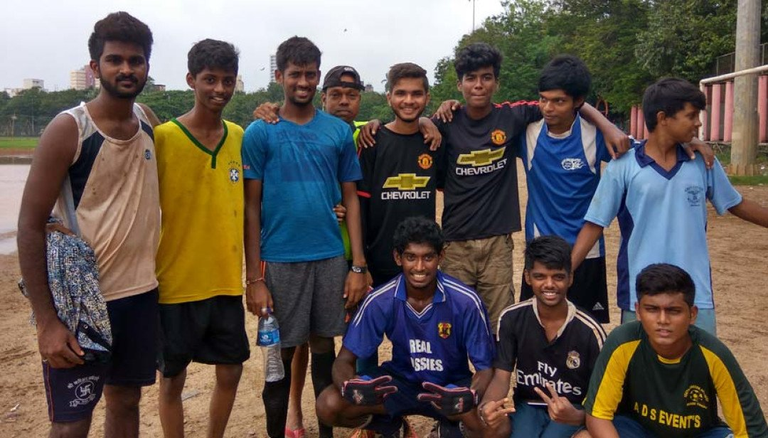 College students gear up for Football tournament