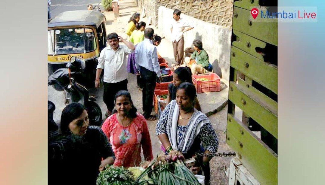 Farmer's market @ Ghatkopar