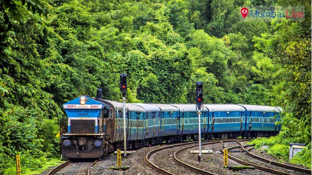 कोकण रेलवे मार्ग पर विशेष ब्लॉक