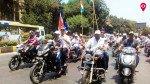 मनसे की बाइक रैली, लगे पाकिस्तान मुर्दाबाद के नारे