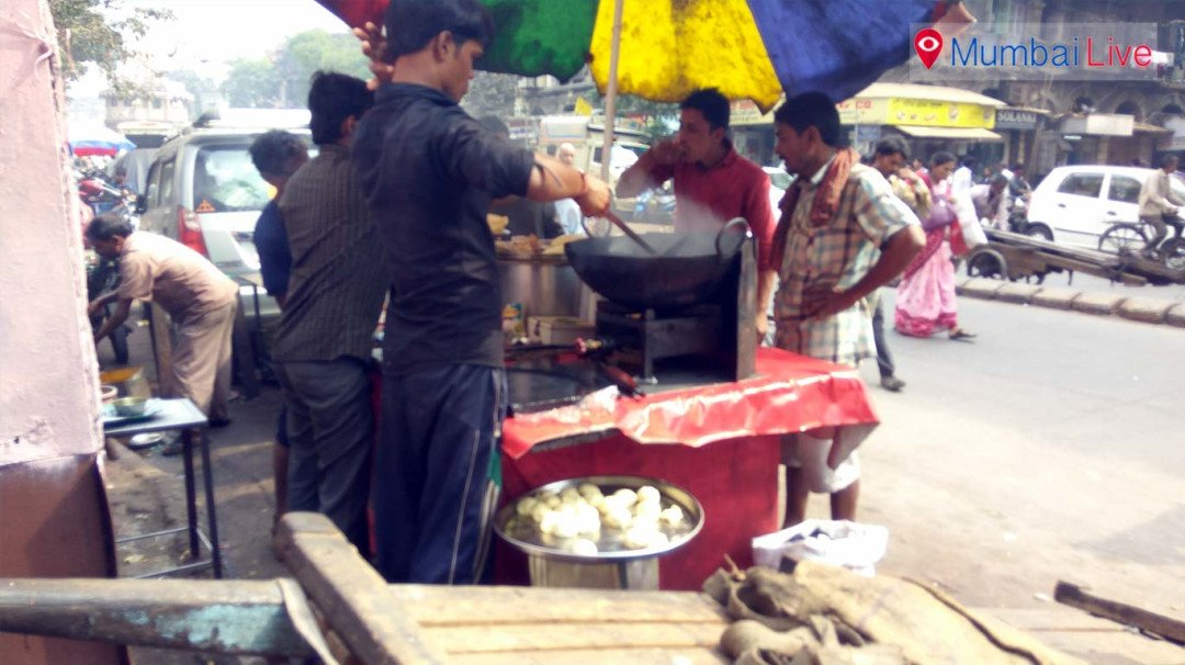 Hawkers - A cause of concern