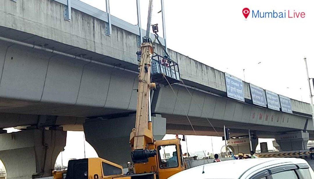 Kurla Bridge get noise barriers