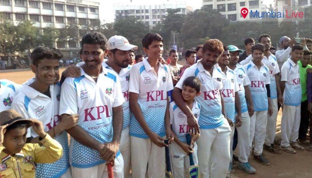 Nehru Nagar team bags KPL trophy