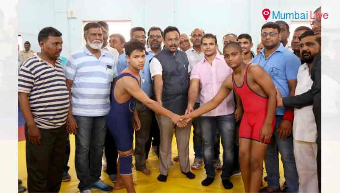 'State government will encourage wrestling'