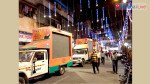 Multimedia vans spread BJP message in city