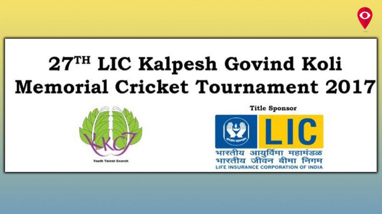 Team Bandra takes the lead at 27th LIC Kalpesh Govind Koli Memorial Cricket Tournament 2017