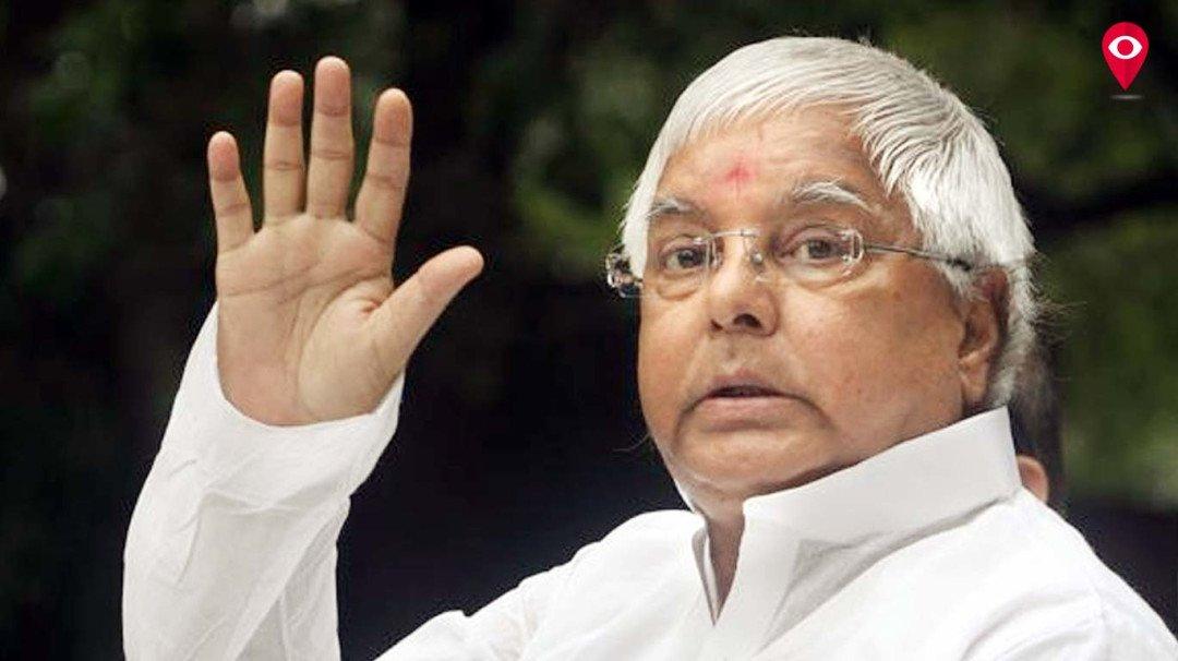 लालू प्रसाद यादव के खिलाफ अटल बिहारी ने दर्ज कराई शिकायत