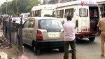Man's dead body found in Santro car