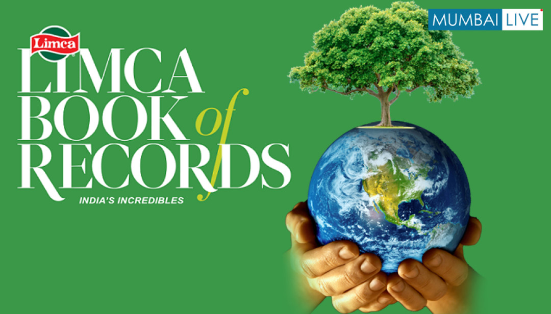 Limca Book of record for Maharashtra's tree Plantation