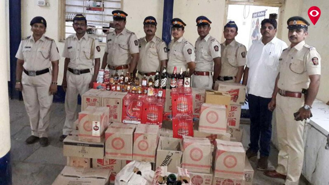 Trombay Police seizes illegal liquor worth Rs 2 lakh
