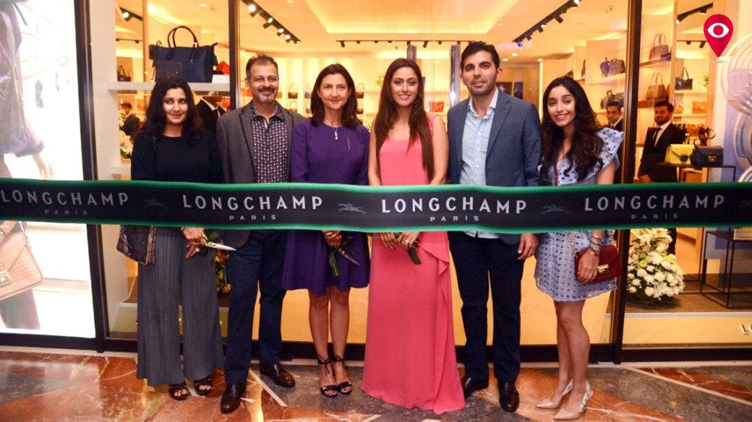 French Luxury House 'Longchamp' opens India's second boutique in Mumbai