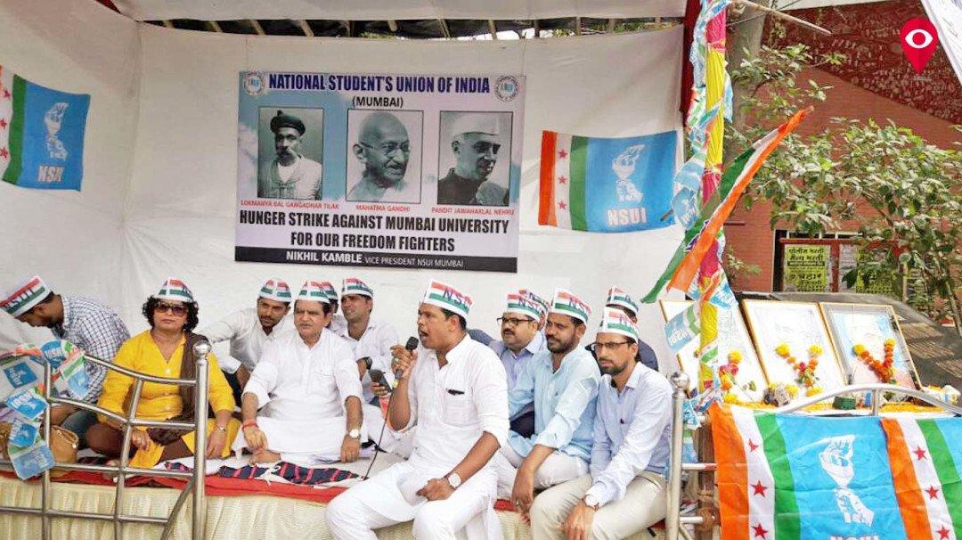 MA की पुस्तक में गांधी, तिलक और नेहरू को बताया धर्म निरपेक्ष विरोधी