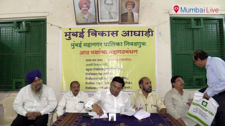 Mumbai Vikas Aghadi formed