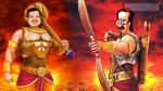BMC polls literally turning into 'Mahabharat'