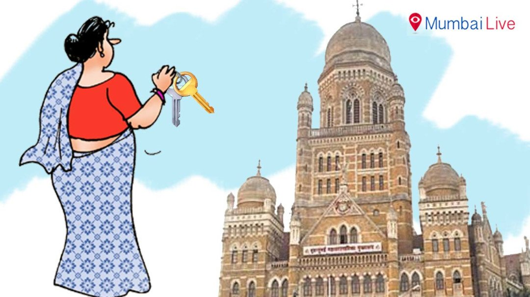 मुंबई महापालिकेत महिलाराज