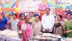 Ashish Shelar inaugurates women's SHG exhibition