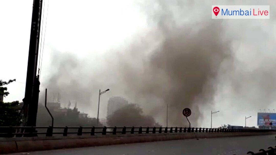 Infra work damages Mahanagar Gas Pipeline at Malad