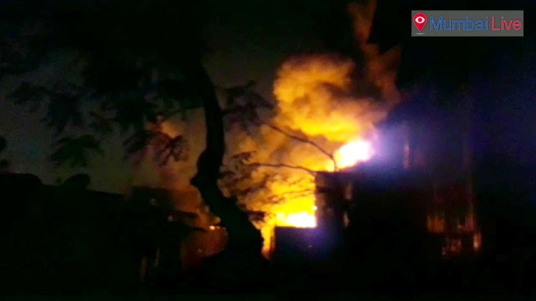 Two injures in Mankhurd fire
