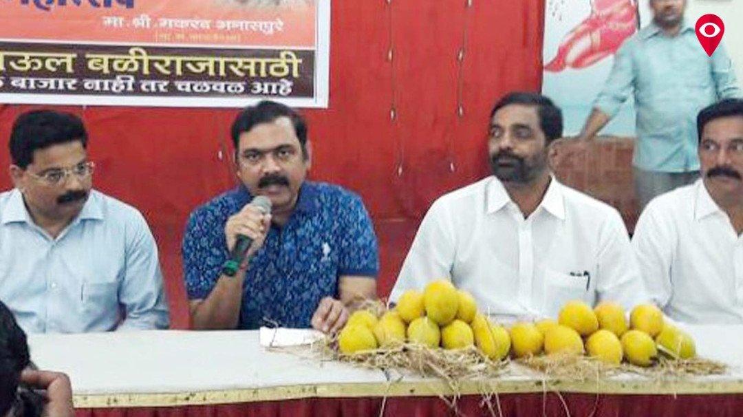शेतकऱ्यांच्या मदतीसाठी ठाण्यात 'नाम' भरवणार धान्य महोत्सव