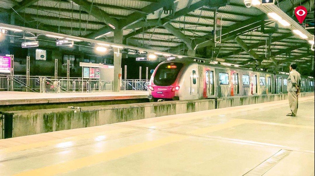 जेवीएलआर मेट्रो स्टेशन का नाम बालासाहेब ठाकरे हो - रवींद्र वायकर