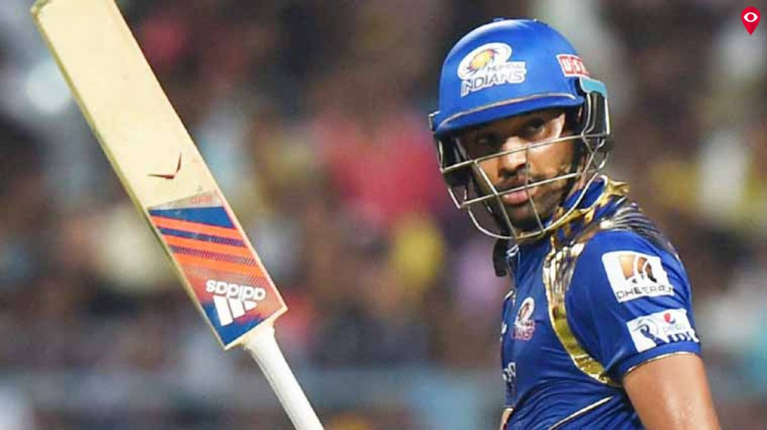 Rohit's fifty powers Mumbai Indians' 8th Win
