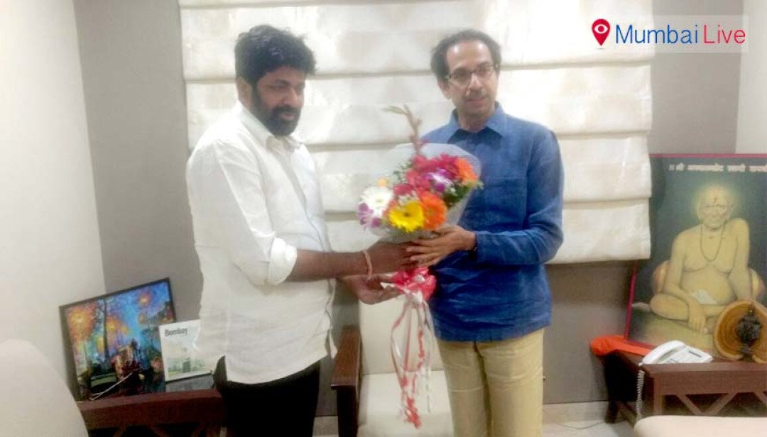 Bacchu Kadu meets Uddhav Thackeray