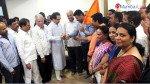 Chetan Kadam joins Shiv Sena