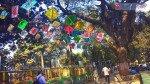 Selfie-point draws youths at Shivaji Park
