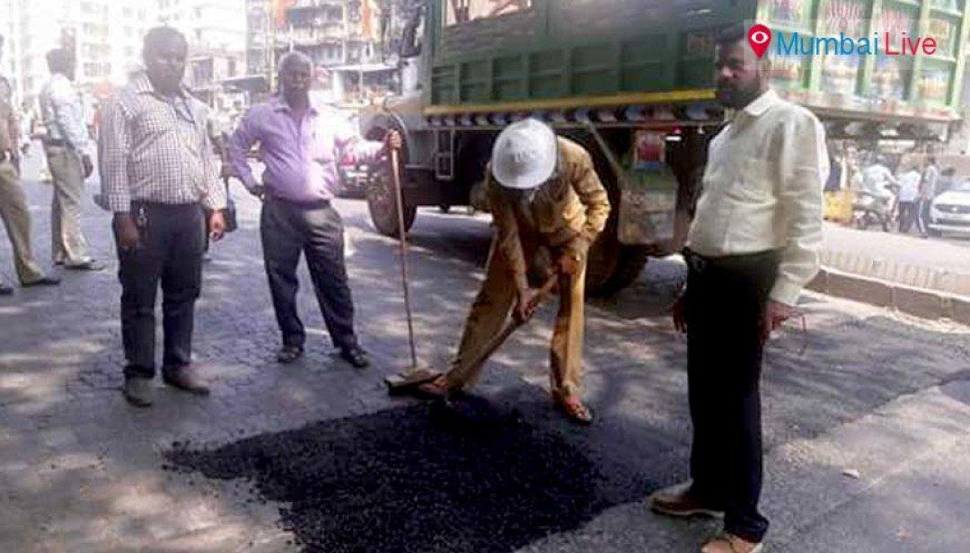MNS ensures pothole repairs