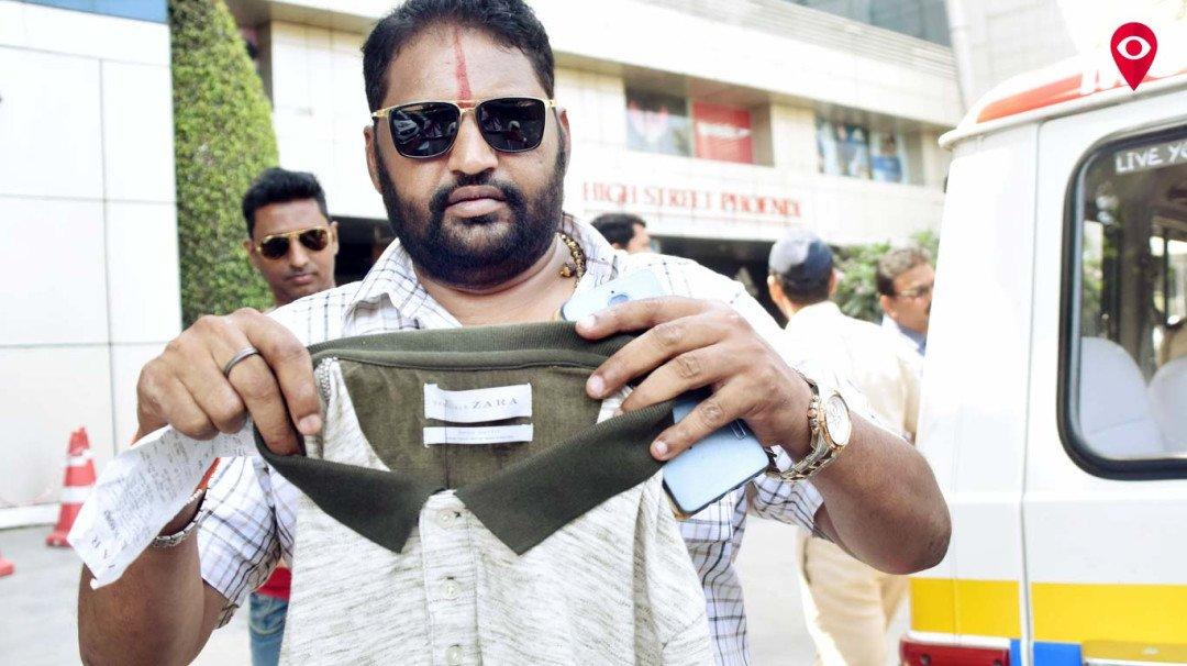 मनसेने केला पाकिस्तानी कपडे विक्रीचा विरोध