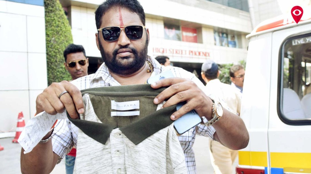 Don't sell Pak garments, MNS appeals shop owners
