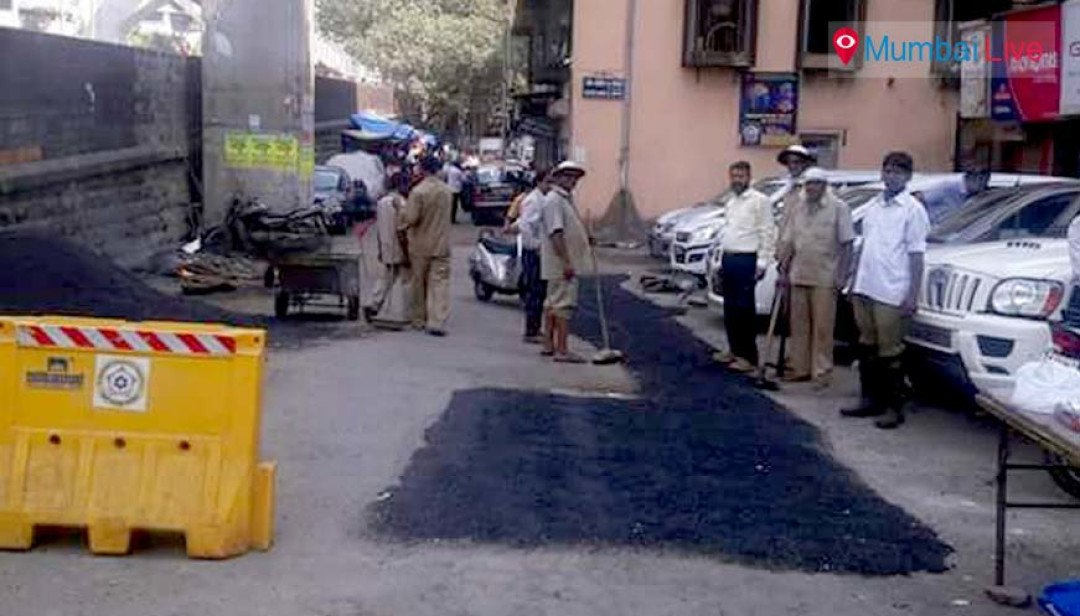 MNS ensures pothole repairs