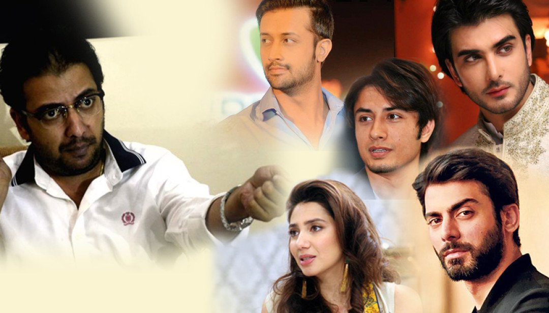 'Bure Din' for Pakistani Actors