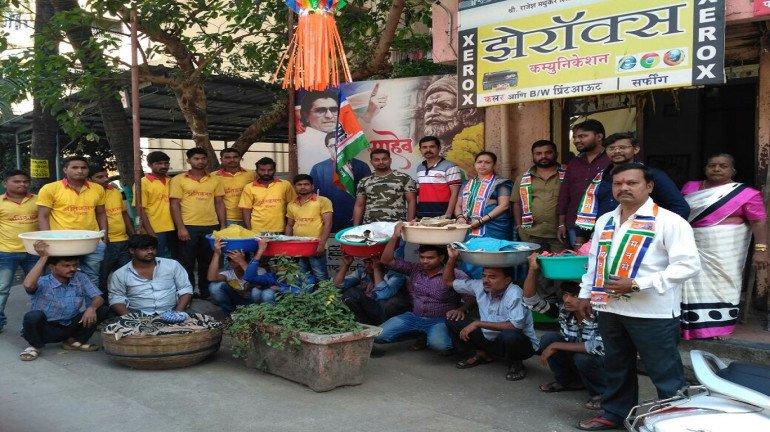 ठाणे में दिखी मनसे की गुंडई, मछली बेचने वालों को पीटा