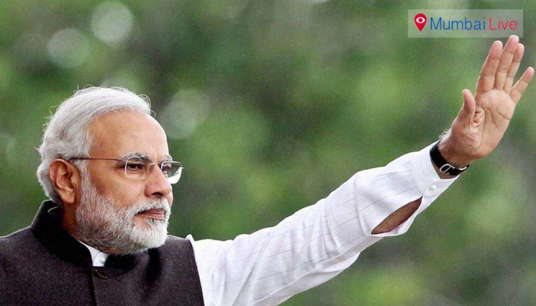 Narendra Modi Live