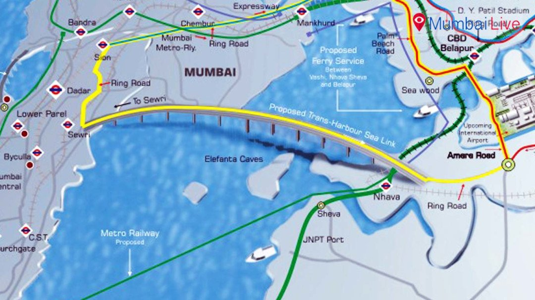 MMRDA shortlists 29 firms for MTHL project
