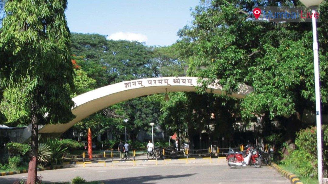 IIT Bombay on the third spot
