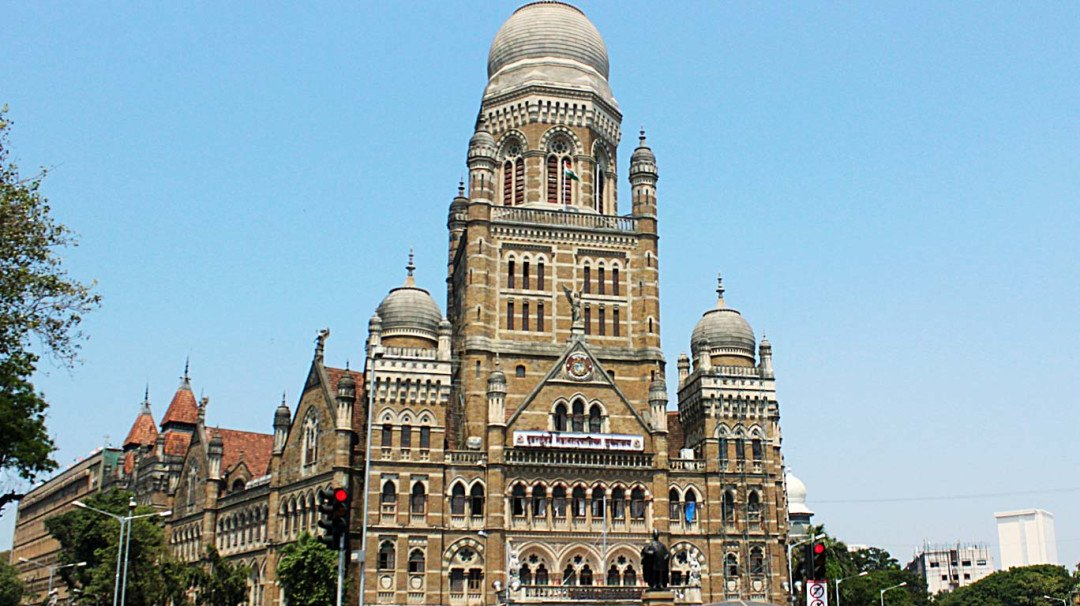 BMC razes illegal structures after 20 years