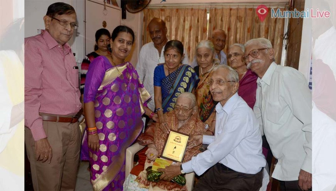 Honoring Senior Citizens