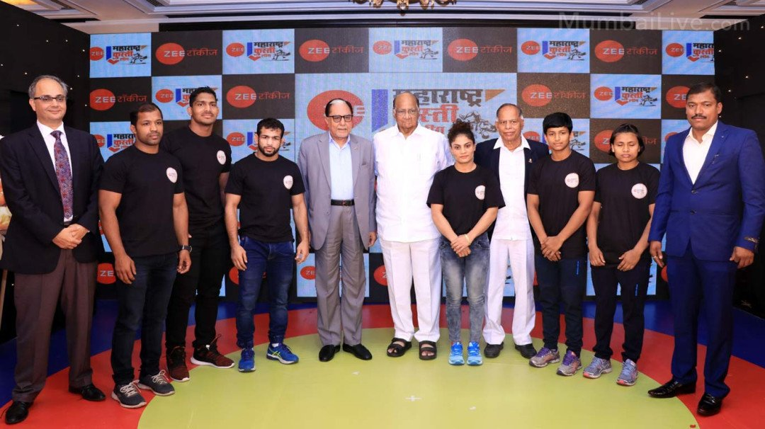 Maharashtra Kusti League to air exclusively on Zee Talkies
