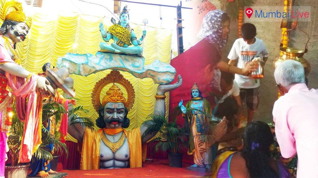 महाशिवरात्रि पर मंदिरों में उमड़े भक्त